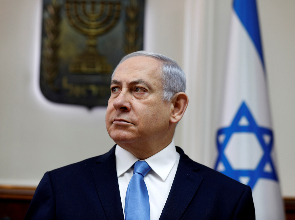 Israeli Prime Minister Benjamin Netanyahu said Arab citizens have equal rights under the law but that Israel is the nation-state of the Jewish people — and only them. Soon after, Israeli President Reuven Rivlin said Israel