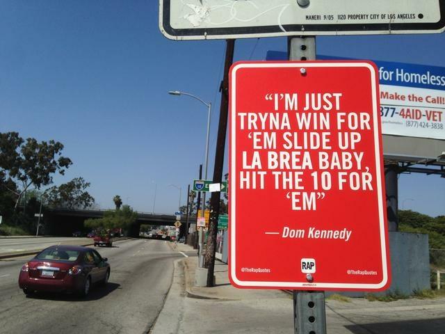 LA Rap Quotes