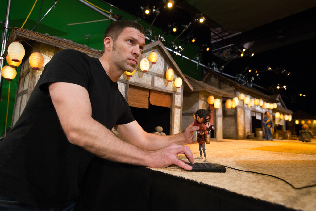 LAIKA CEO Travis Knight directs his first feature film with the action-adventure