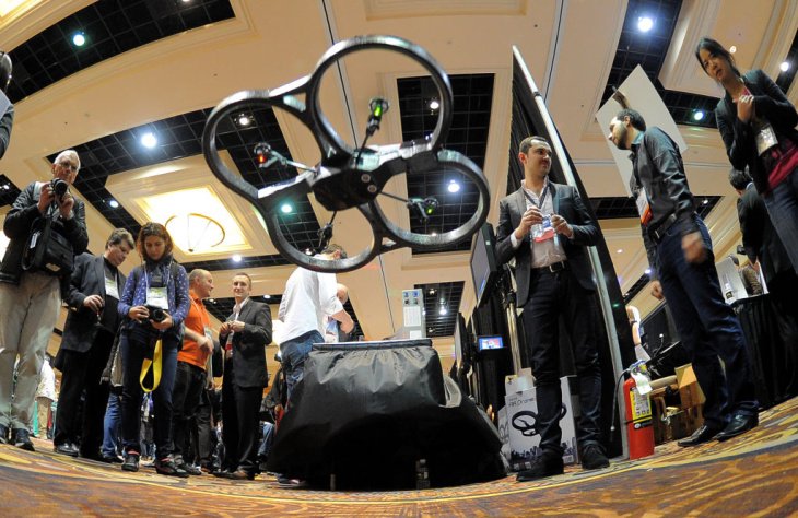 A HAPIfork is on display at a press event at the Mandalay Bay Convention Center for the 2013 International CES on January 6, 2013 in Las Vegas, Nevada. The electronic fork which will monitor your eating habits will be available in the summer for USD 100. CES, the world's largest annual consumer technology trade show, runs from January 8-11 and is expected to feature 3,100 exhibitors showing off their latest products and services to about 150,000 attendees.