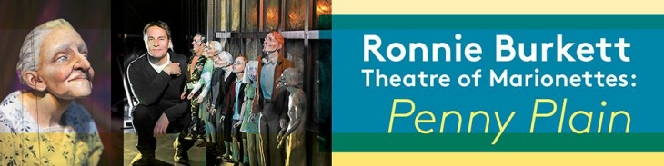Ronnie Burkett Theatre of Marionettes: Penny Plain