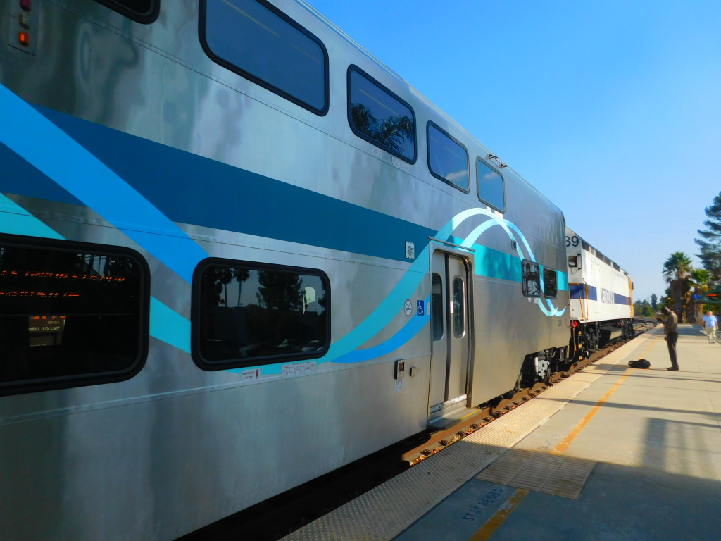 The Norwalk/Santa Fe Springs Metrolink station serves regional trains connecting L.A. to Orange County and Riverside. An extension of the Metro Green Line to that station would someday make it possible for those regions to access LAX by rail.