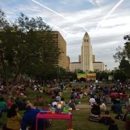 Grand Park & LA City Hall