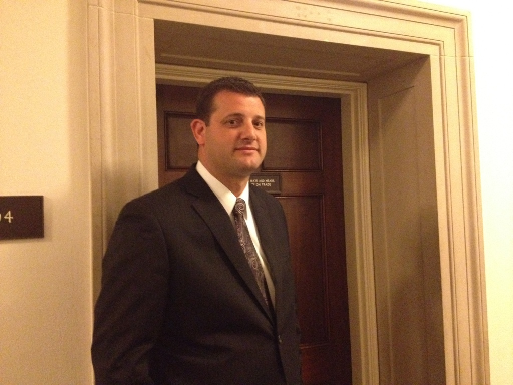 Central Valley GOP Congressman David Valadao is going against the grain of most fellow Republicans on immigration reform.