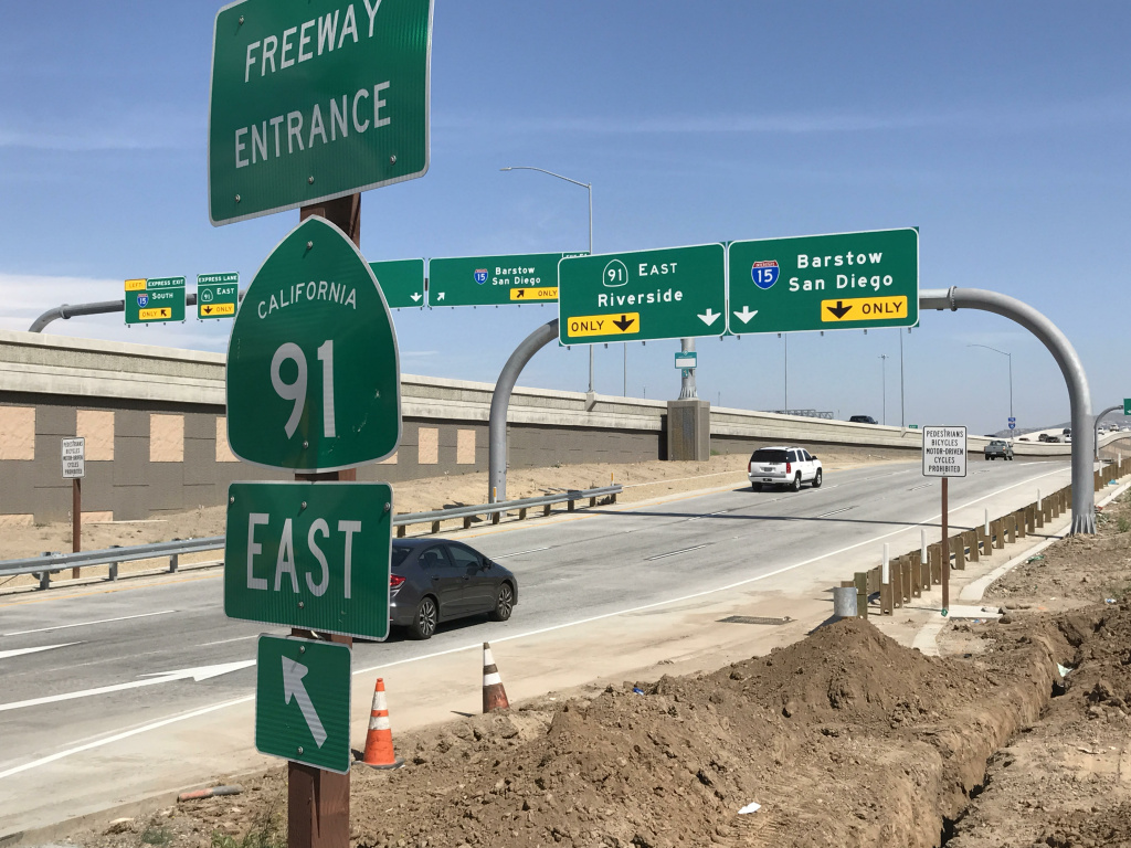 Tolls are going up on the 91 freeway   89 3 KPCC