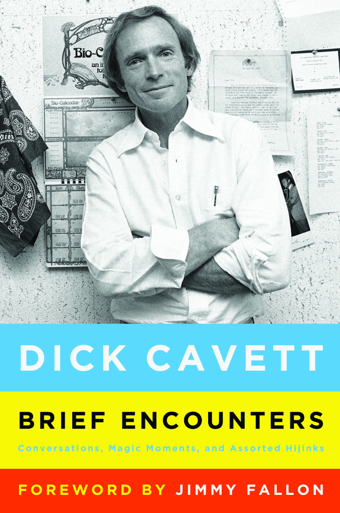 Dick Cavett's new book