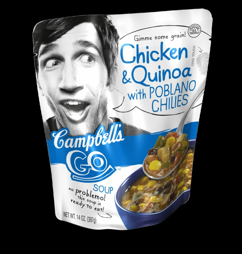 Take Two Campbells soup aggressively markets to Millennials with
