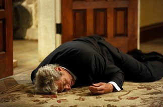Michael Nouri in a scene that aired the week of September 27, 2010 on ABC Daytime's 'All My Children.'