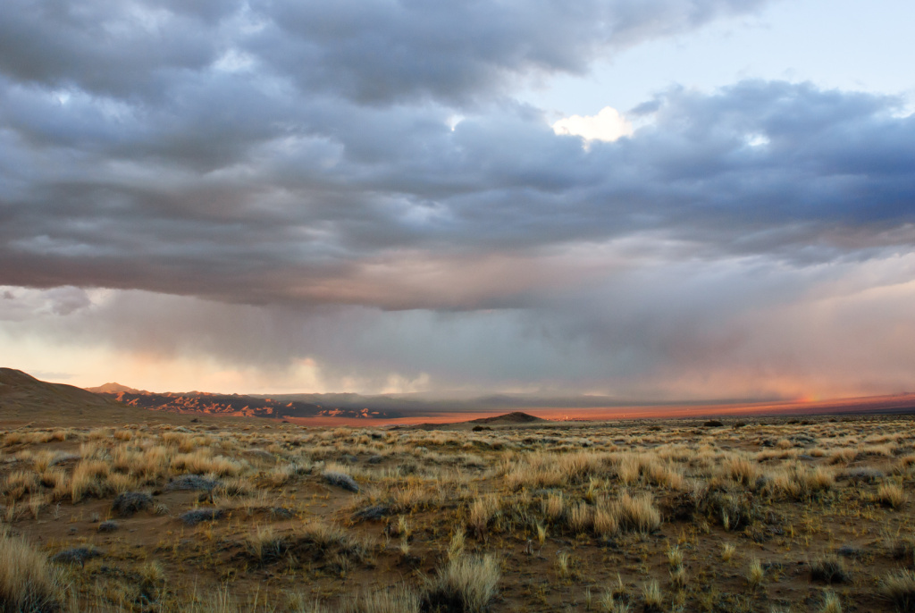 File: Kelso Dunes, Mojave National Preserve, California.