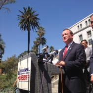 The Los Angeles Times considers what Jim McDonnell would be like as the next sheriff of L.A. County.