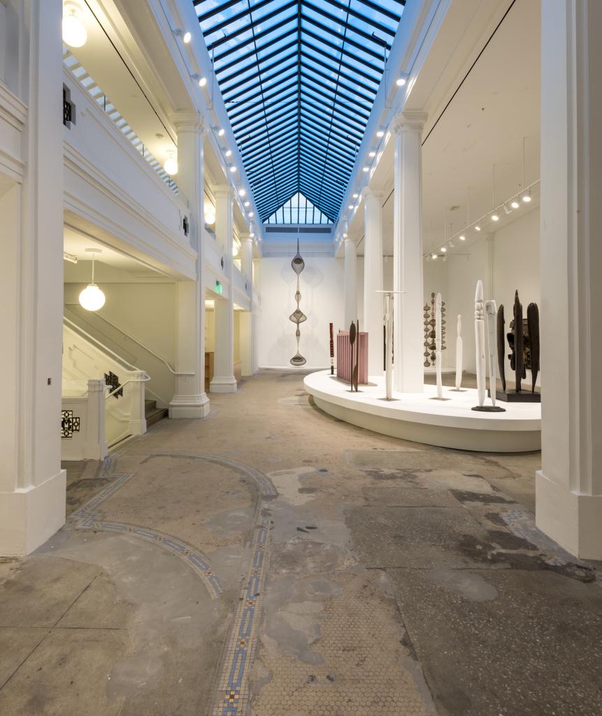 South Gallery, Hauser Wirth & Schimmel.