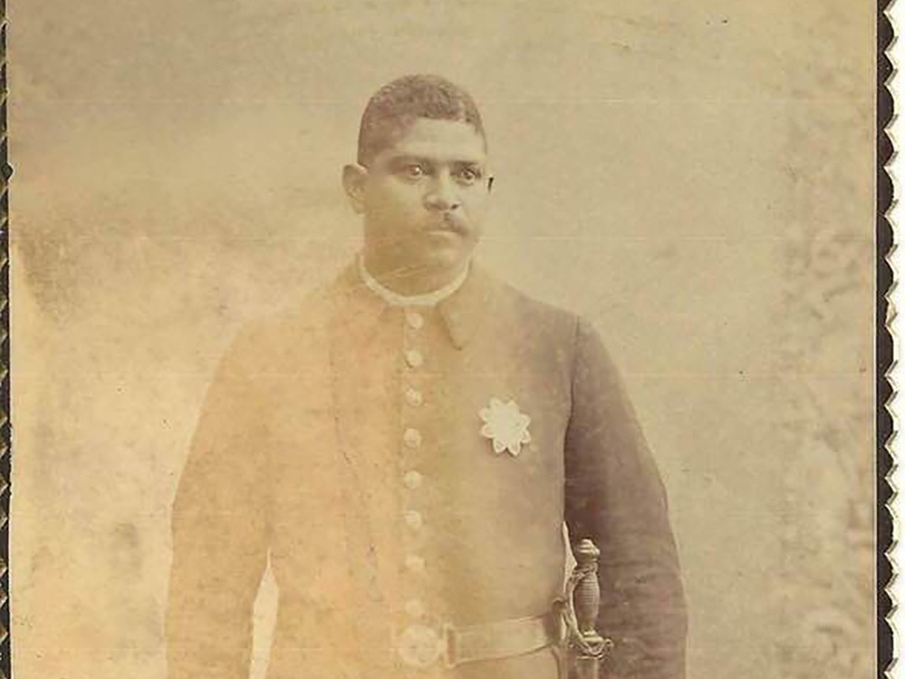 Robert Stewart was one of the first Black officers hired by LAPD. He was terminated in 1900 and on Tuesday the Los Angeles Police Commission unanimously voted to have him reinstated to retire with honor.
