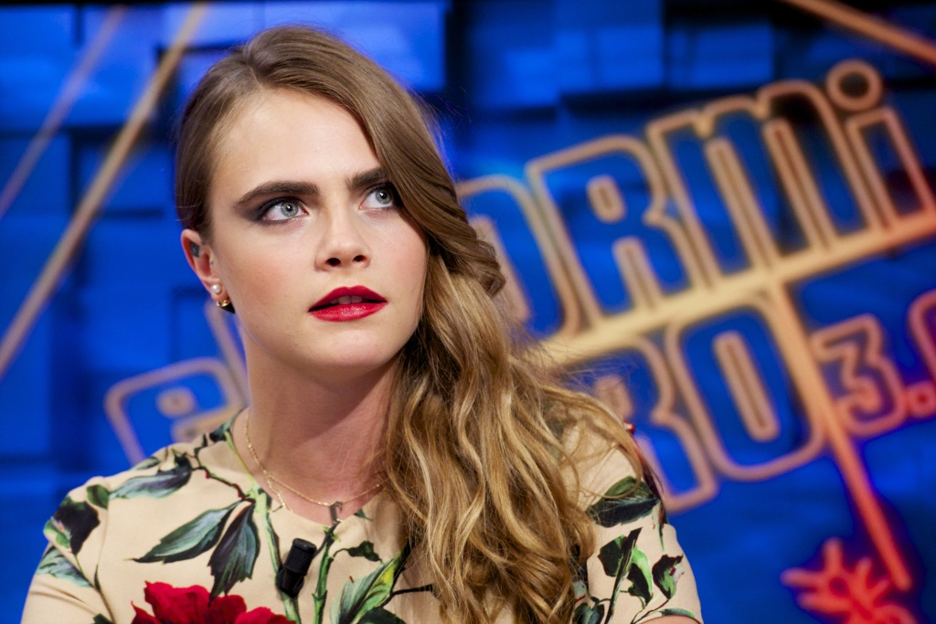 Cara Delevingne Takes Joy Ride From Fashion To Film In
