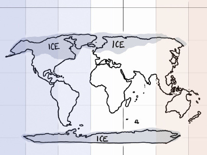 Screenshot from XKCD's climate change cartoon.