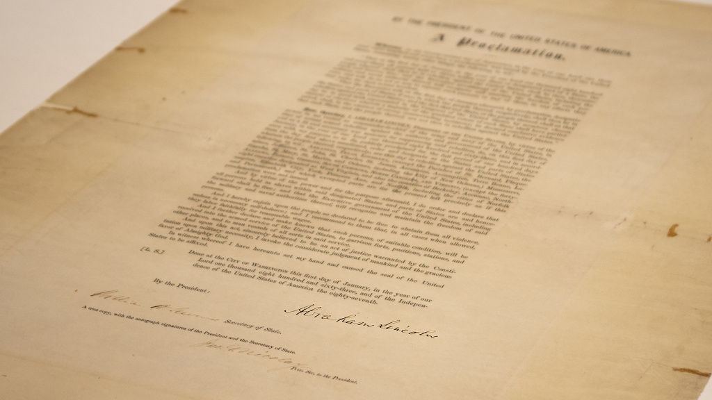 Juneteenth marks when enslaved people in Texas learned they had been freed under the Emancipation Proclamation.