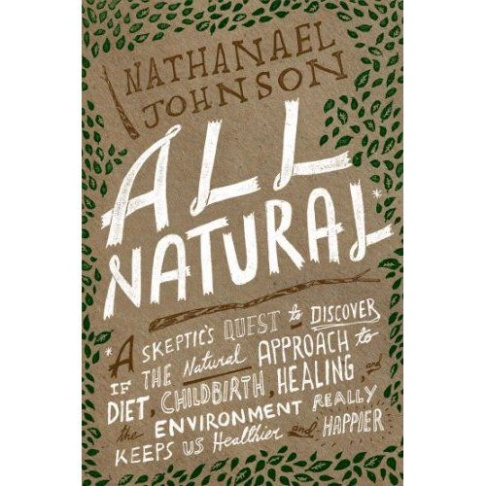 Nathanael Johnson's new book,