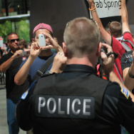 Chicago Hit With Protests Leading Up To NATO Summit