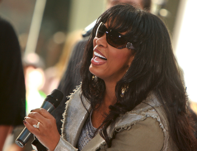 "Donna Summer Performs On NBC's ""Today"" Show"