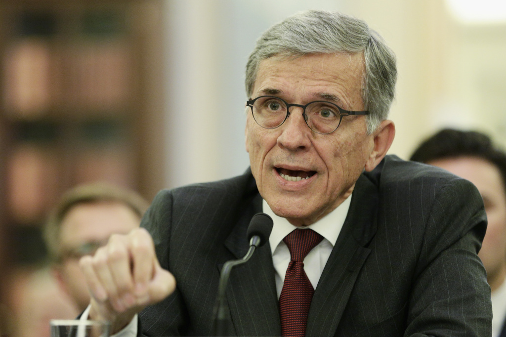 Federal Communications Commission Chairman Thomas Wheeler says his agency will consider appealing a court ruling against the FCC's net neutrality policy.