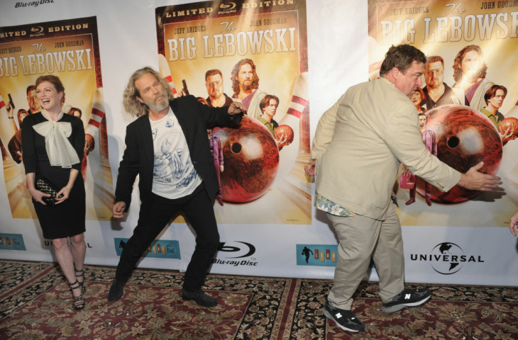 """The Big Lebowski"" Blu-Ray Release"