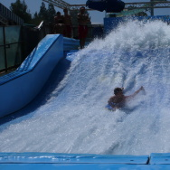 Raging Waters Flowrider