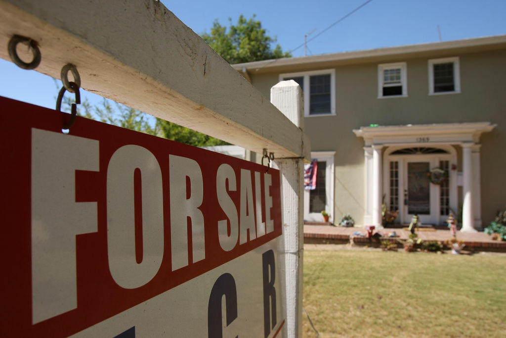 U.S. home prices increased nearly 4 percent in July.