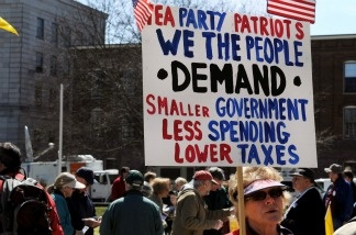 Patt Morrison | Tea Party wins? How this group of rogue fiscal conservatives  is driving the national agenda | 89.3 KPCC