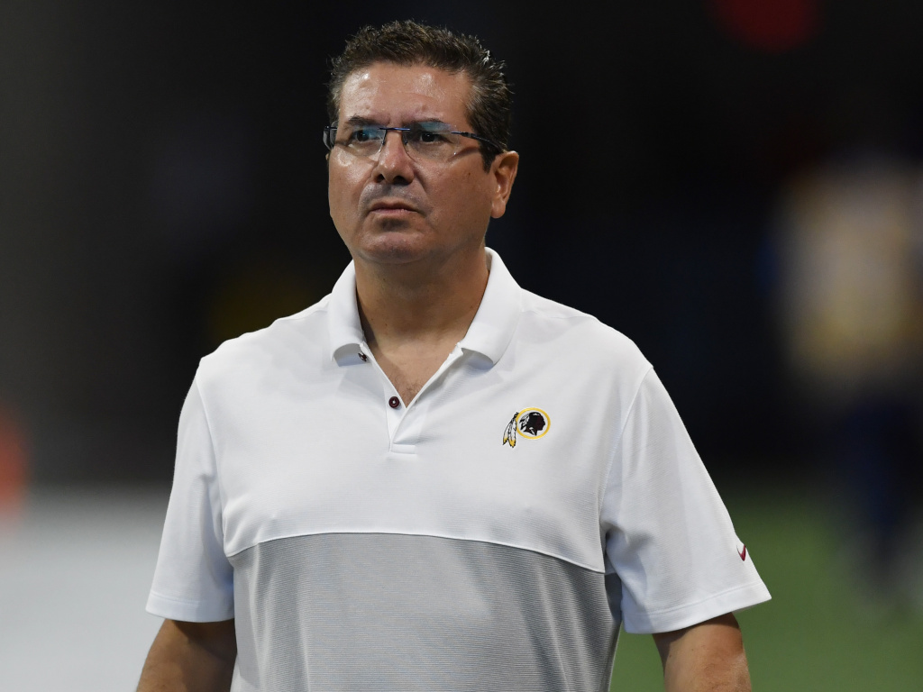 After a <em>Washington Post </em>story reporting multiple instances of sexual harassment against female employees, the Washington NFL team's owner Dan Snyder said the alleged behavior had