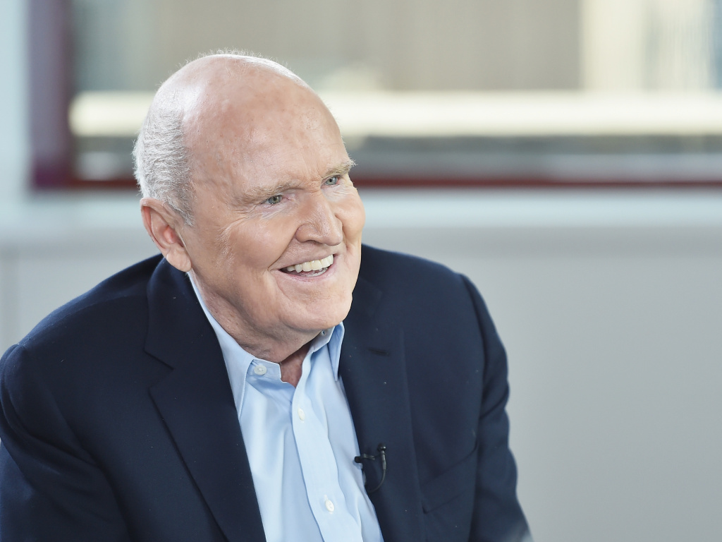 Jack Welch served as General Electric's chief executive from 1981-2001. During his reign, the company's market value skyrocketed to $410 billion from $12 billion.
