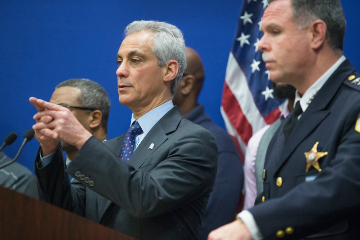 Mayor Rahn Emanuel And Chicago Police Superintendent McCarthy To Release Police Shooting Video