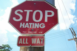 A report shows hate crimes rose 15 percent during 2011 in Los Angeles County, the first increase in three years.