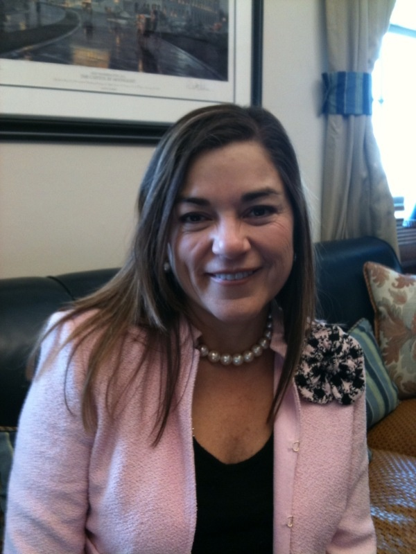 Congresswoman Loretta Sanchez