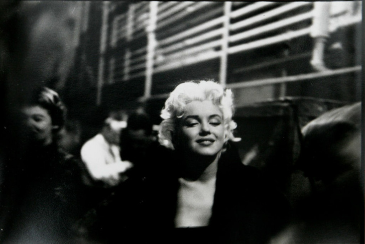 Marilyn Monroe photographs is ready for its close-up at 5 p.m. this Sunday at a downtown Los Angeles gallery.