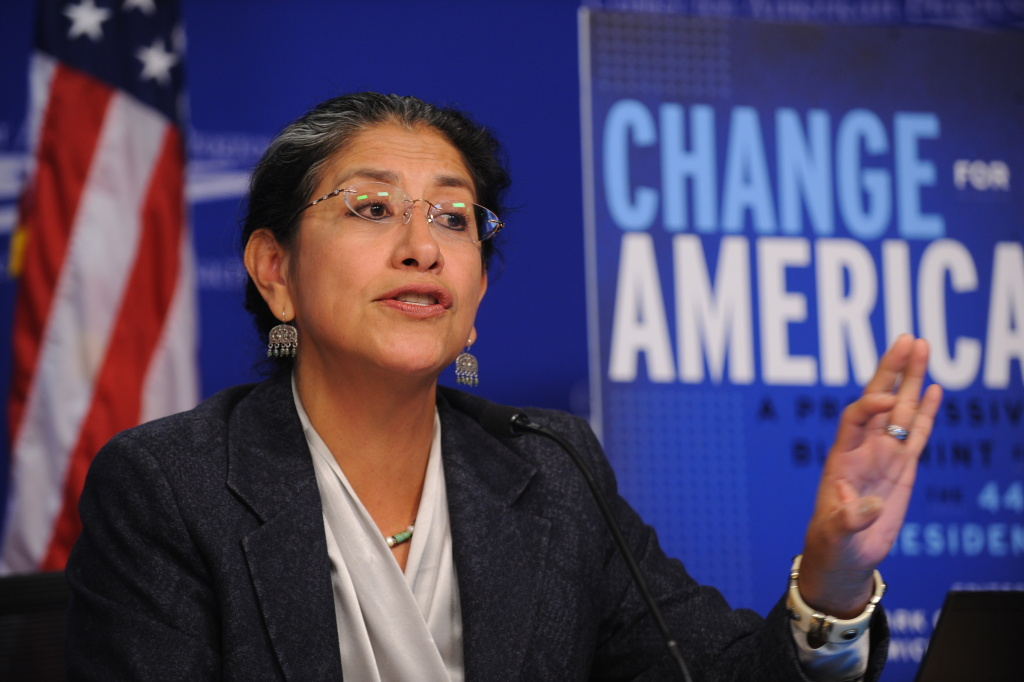 Maria Echaveste has been nominated for U.S. Ambassador to Mexico.