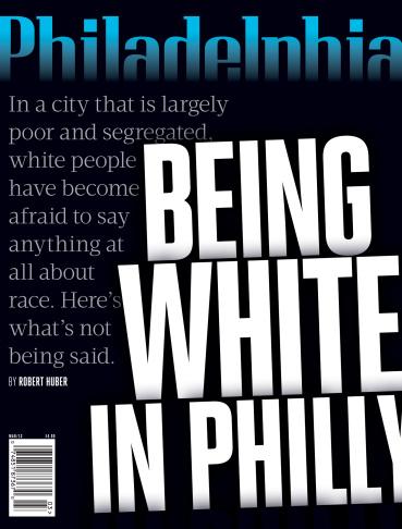 Philadelphia Magazine's cover story