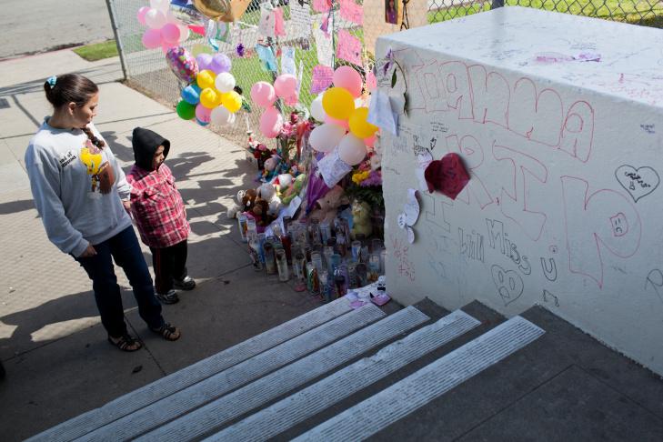 Joanna Ramos Memorial