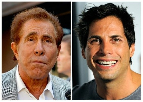 "File photos showing casino mogul Steve Wynn (L) and ""Girls Gone Wild"" founder Joe Francis (R). A judge has cut casino mogul Steve Wynn's slander verdict against ""Girls Gone Wild"" founder Joe Francis by $21 million, more than half of the original $40 million jury verdict. A jury found that Francis slandered Wynn when he claimed the casino mogul threatened to kill him and bury him in the desert."