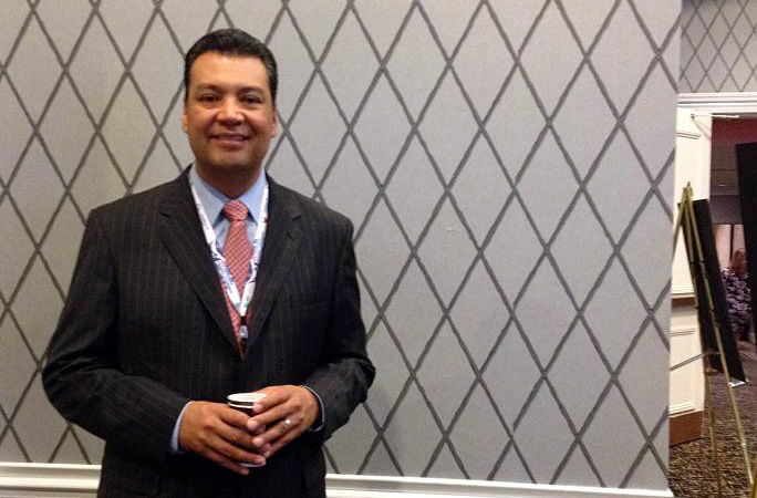 California State Senator Alex Padilla is also president of the National Association of Latino Elected and Appointed Officials