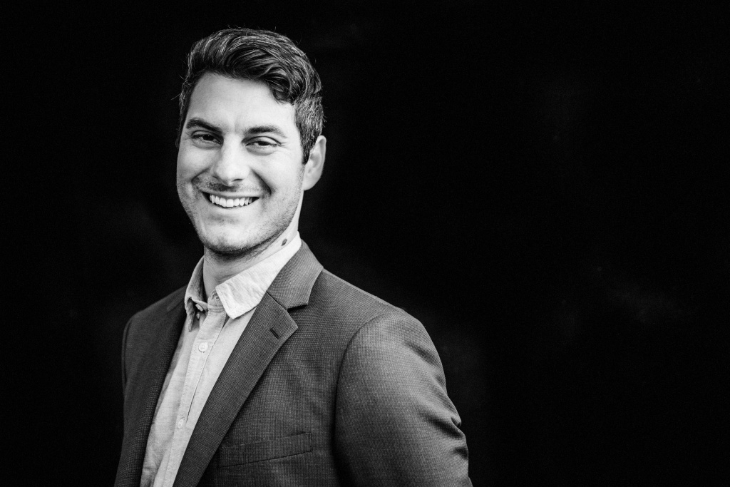 Luca Barton is running for Los Angeles City Council in CD1.