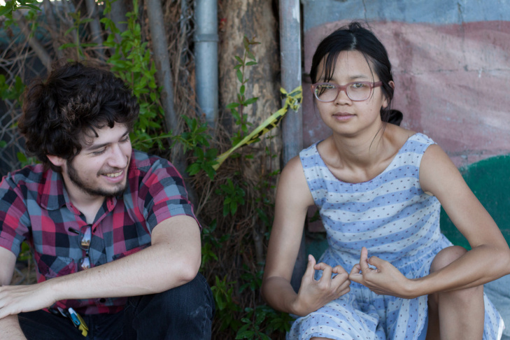 Actor, artist, writer Charlyne Yi