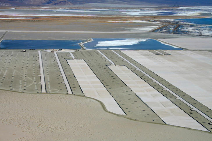 Owens Lake is 110 square miles of laboratory for controlling fine particulate dust deemed harmful to the health of people living in nearby Keeler and as far away as Ridgecrest.