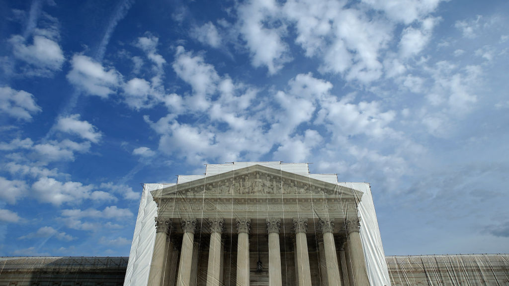 On Wednesday the Supreme Court will reevaluate the Voting Rights Act -- is federal intervention still necessary to prevent discrimination at the polls?