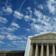 On Tuesday, the U.S. Supreme Court hears arguments in a case about the collection of DNA evidence, and whether the Fourth Amendment prohibits police from obtaining DNA samples before conviction without a warrant.
