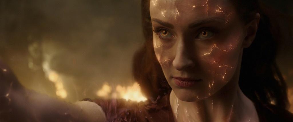 Sophie Turner stars as Jean Grey in Twentieth Century Fox's DARK PHOENIX.