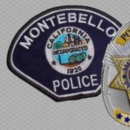Montebello police badges