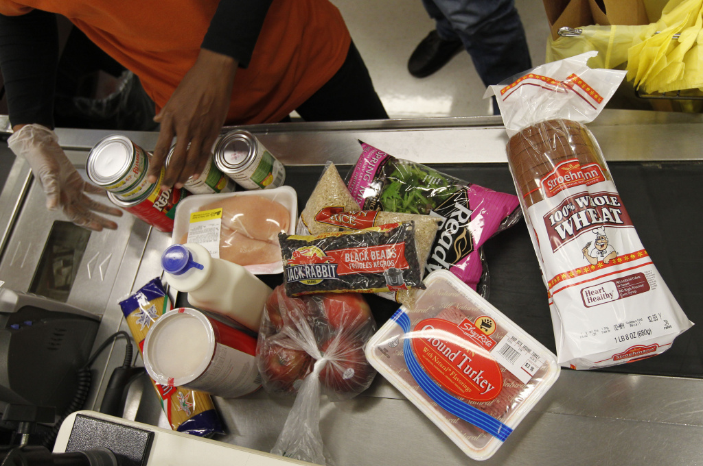 During George W. Bush's presidency, Republican leaders won praise for expanding food assistance. Now the House GOP is drawing criticism for cutting it.