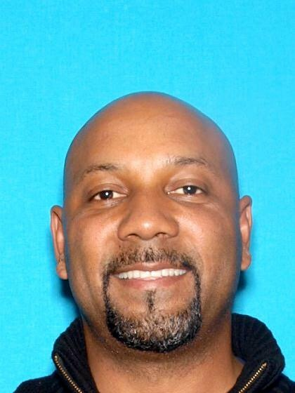 Cedric Anderson, 53, of Riverside, was identified by police as the shooter who opened fire on his estranged wife in the classroom where she taught at North Park Elementary School in San Bernardino on Monday, April 10, 2017.