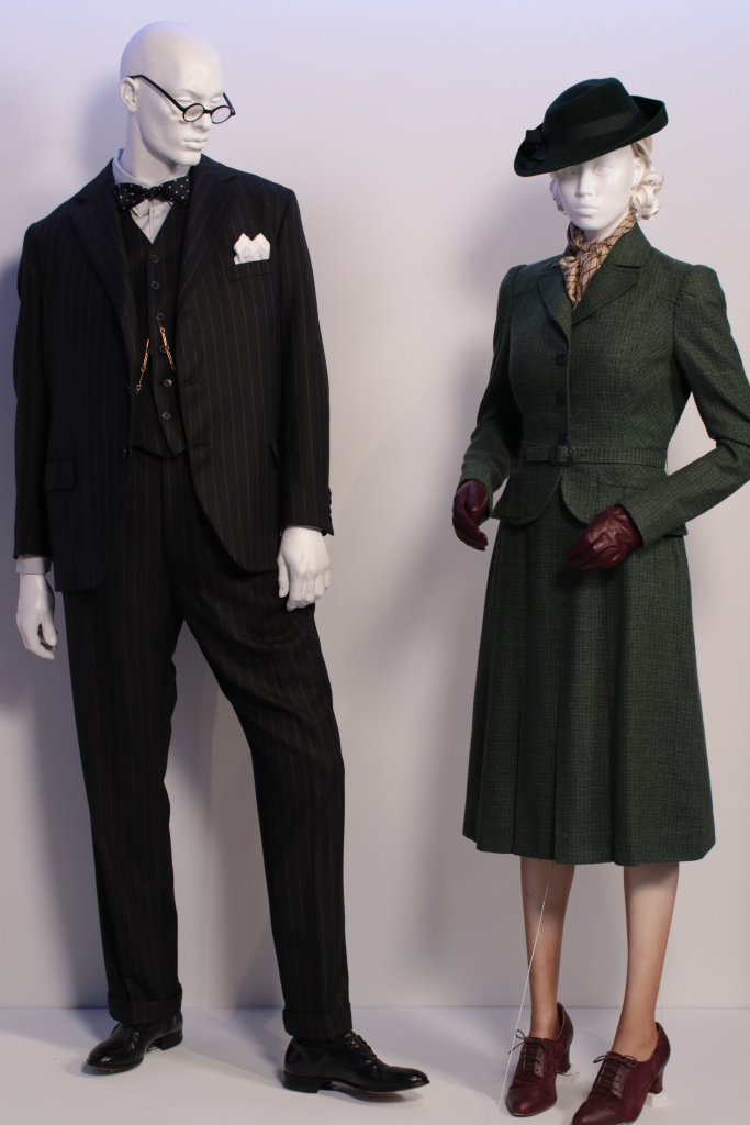 """Darkest Hour"" costumes by Jacqueline Durran, Academy Award nominee for Costume Design."