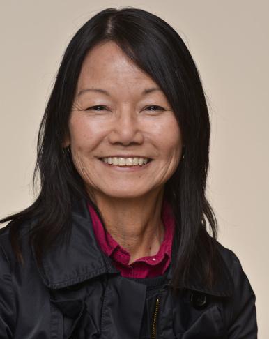 Sandra Oshiro headshot