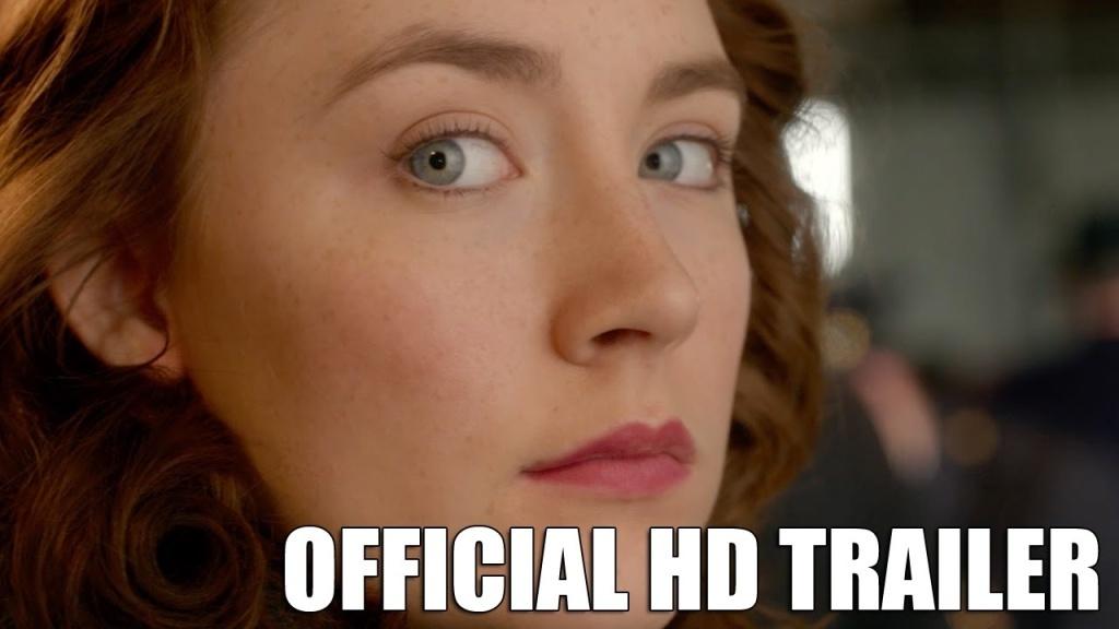 Trailer for 'Brooklyn,' written by Nick Hornby.